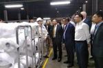 Khởi động lại hoạt động sản xuất nhà máy xơ sợi dầu khí PVTEX