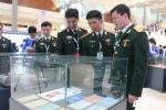 Đại biểu ưu tú rạng ngời trong ngày đầu Đại hội Đoàn toàn quốc lần thứ XI