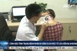 Bệnh nhân viêm da do độc tố kiến ba khoang ồ ạt nhập viện