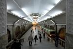 Bên trong hệ thống tàu điện ngầm có thể kiêm hầm chống hạt nhân của Triều Tiên
