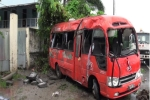Tai nạn lật xe ở Cần Thơ: 2 người chết, 14 người bị thương