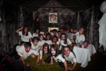 Đại tiệc ma quái trong ngày hội Halloween của giới trẻ Hà thành