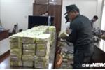 Ảnh: Cảnh sát ập vào kho hàng bắt ông trùm người Trung Quốc cùng hàng trăm kg ma túy
