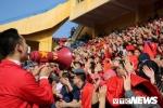 Hãy thổi bùng lửa U23 Việt Nam trên khán đài bóng đá Việt