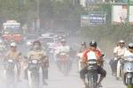 Ô nhiễm không khí ở TP.HCM đang vượt mức cho phép