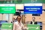 Bamboo Airways bay chuyến đầu tiên từ TP.HCM đi Hà Nội