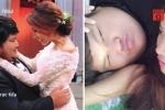 Đám cưới đẹp như mơ của chàng rể nặng gấp 3 lần cô dâu