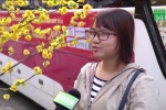 Chuyến xe miễn phí đưa hàng ngàn sinh viên về quê ăn Tết