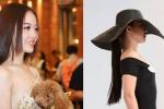 Người đẹp Tài năng Hoàng Hải Thu bế thú cưng đi thi 'The Face'