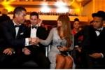 Ronaldo từ chối dự đám cưới của Messi