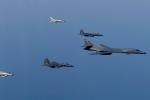 Mỹ điều máy bay ném bom chiến lược B-1B đến bán đảo Triều Tiên