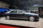 Cận cảnh mẫu xe siêu đắt Mercedes-Benz S-Class Maybach 2019