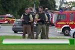 Xả súng ở Đức: Một nghi can khủng bố tự sát