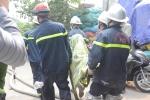 Xót xa thi thể 3 mẹ con ôm chặt nhau trong vụ cháy nhà xưởng ở Hà Nội