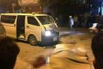 2 thanh niên đi xe máy bị ô tô của trại giam tông chết