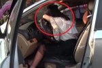 Clip: Đâm cụ già ngã chảy máu mặt, nữ tài xế ôm vô lăng khóc nức nở