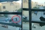Cảnh sát Ả Rập một mình đọ súng, tiêu diệt 2 lính đánh bom liều chết IS