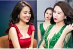 Hoàng Thuỳ Linh quyến rũ khó rời mắt, làm khách mời bình luận Euro