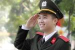 Nam sinh 'hot' nhất nhì Học viện An ninh nhân dân