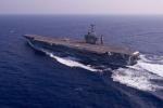 Mỹ tiếp tục gia tăng lực lượng hải quân ở Địa Trung Hải