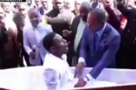 Mục sư Nam Phi tuyên bố hồi sinh người chết