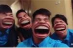 Dân mạng thích thú 'đào mộ' loạt clip nhí nhố dễ thương của cầu thủ U23 VN