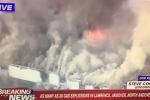 Video: Hiện trường nổ gaskinh hoàngở Mỹ