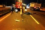 Hàng loạt vụ xe máy đi ngược chiều vào làn ô tô gây tai nạn kinh hoàng
