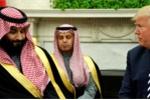 Tổng thống Trump doạ trừng phạt nặng nếu Ả Rập Xê Út sát hại nhà báo Washington Post