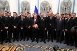Vào tứ kết World Cup 2018, tuyển Nga được Tổng thống Putin tặng huân chương