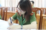 Thi THPT Quốc gia 2017: Bật mí 'chiến thuật' làm bài trắc nghiệm tiếng Anh
