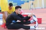 Bùi Tiến Dũng dự bị nhiều, HLV Park Hang Seo đặt niềm tin vào Đặng Văn Lâm