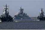 Nga bất ngờ tổ chức tập trận quy mô lớn trên Địa Trung Hải
