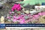 Lạng Sơn: Người dân lo sợ khi thấy nước màu lạ, nghi nhiễm hóa chất