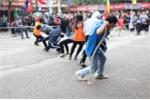 Sinh viên ĐH Kinh tế Quốc dân sôi động đón ngày hội truyền thống