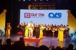 Đại học Duy Tân tiếp tục đạt Giải thưởng Sao Khuê 2018