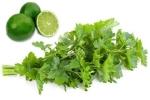 Thức uống rau mùi với chanh: giảm 5 kg trong 5 ngày
