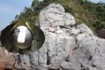 Video: Tận thấy hòn đá 'Mắt Rồng' tự xoay nơi cửa biển Quan Lạn