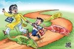 10 chiêu trò 'dụ' trẻ đi học thêm của thầy cô xấu