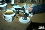 Đột kích kho hàng, thu 4 tấn nguyên liệu rởm để pha chế trà sữa ở Hà Nội