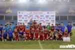 U23 Việt Nam hòa U23 Uzbekistan, vô địch giải Tứ hùng U23 Quốc tế