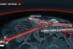 Đường đua F1 Mỹ Đình được thiết kế thế nào?