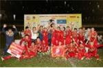 Đánh bại đội bóng Nhật Bản, U19 Việt Nam toàn thắng giải U19 Quốc tế