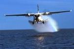 Máy bay Casa tìm phi công gặp nạn mất liên lạc khi đang hạ độ cao