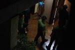Cận cảnh khám xét nhà cựu Tổng cục trưởng Tổng cục Cảnh sát Phan Văn Vĩnh