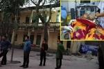 Học sinh kể lại giây phút sập lan can trường tiểu học ở Bắc Ninh