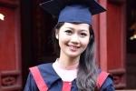 Nữ thủ khoa xinh đẹp của Học viện Kỹ thuật mật mã thần tượng Bill Gates