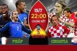 Video kết quả Pháp vs Croatia 4-2: Trận chung kết World Cup 2018 trong mơ