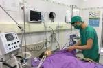 Bệnh nhân bị chèn ép tim do tai nạn, sống sót nhờ cấp cứu kịp thời