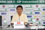 HLV Hoàng Anh Tuấn: U19 Việt Nam sẽ chiến đấu dù chỉ có 1 khán giả